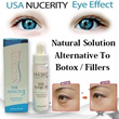Nucerity(Skincerity)Pure Eye Effect-3 Advanced Serum - Natural Alternative to Botox and Fillers