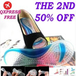 *The 2nd 50% Off* Gel Insoles For High heels* 1 pair Gel insoles Inserts Arch CUSHIONS Supports 3/4 Pad in soles Relief Foot Pain