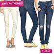 [RESTCOK!BEST SELLER]Legging Jeans_Size 24-31_SUPER SKINNY FIT With True Denim Feel/Short pants