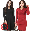 plus size S-XL★Women Fashion★Daily Fashion! 2014New Arrivals!★Antique Coloration Dress.oaf005