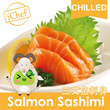 [iChef][E-TICKET] FRESH Norwegian Salmon Sashimi Sale