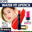 BREEZY ★ Jeon Ji-hyun Lipstick [IOPE] Water Fit Lipstick / Color Fit Lipstick / Tinted Liquid Rouge / All Color Restock / Amorepacific
