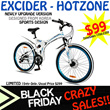 Best Price Best Seller: EXCIDER NowMTB from Authorized Local Agent - 26/24 inch Korean folding mountain bike Shimano Bicycle with double disc brakes 21 speed and shimano gear