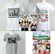 BIGBANGG-DRAGON 2nd / One of a kind / CRAYON M/V  T-Shirts