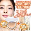[ELISHACOY]SALE 60% OFF EVENT! Always nuddy CC air cushion+CC cushion/Primer/CC cream/Laneige