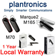 [Local]Plantronics M70☆ Marque 2 M165☆Local Set☆ONE Year Local Warranty☆100% Original☆Bluetooth Headset☆iphone/Samsung/Xiaomi/LG/Sony/Apple Supported