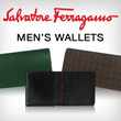 ★100% AUTHENTIC★ SALVATORE FERRAGAMO Luxury Men Wallets. 2-5 Working Days Delivery!