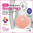$9.90! [POPULAR]*Lowest Price on Qoo10* Korea Mymi Wonder Slimming Patch for Belly Abdomen and Limbs