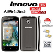 Lenovo A396 4.0inch Quad Core Android Phone !!! 6 Months Warranty !!