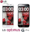 LG Optimus G Pro with 4G(LTE)/ Imagination Begins /Wide well-fit design /Full HD experience