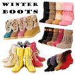 【Winter Boots】snow boots/fashion/keep warm/high boots/big size/stylish boots/new arrival 2014