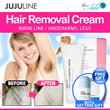 the Aile ★ everyday Confidence UP! Underarm Program / Whitening /Body Hair removal Cream / 10 Free Natural Solution / Made in Korea