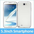 N7100 5.3 Inch WiFi Android 4.1 Dual SIM MTK6515 sinoteck i9500 Unlocked Note II 2 Smart S4 Cell Phone