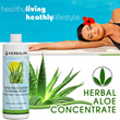 HERBAL ALOE CONCENTRATE - DIET AMAN TANPA KUATIR SAKIT MAAG