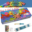 Rainbow Loom - Bracelet Making Kit - Buy 4 Sets to Get 1 Set FREE!!!