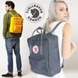 FJALLRAVEN KANKEN Backpack Euro Style Classic Backpacks K-Pop Star Bag Stylish Bags