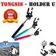 ORIGINAL TONGSIS HIGH QUALITY!!! Tongsis - Monopod For Smartphone With Holder U Best Quality Original Berhologram!!!