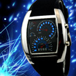 2013 DESIGN Speedometer LED Men Watch