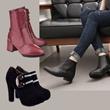 korean style Autumn shoes/autumn boots/Women boots/middle boots/ankle boots