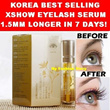 KOREA XSHOW EYE LASH SERUM with Plant Extracts ** No.1 in S.KOREA** 30 DAYS to fulfill your eyelashes dream! READY STOCK