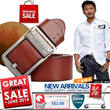 【Buy 2 Free shipping】Mens Luxury Belt Cowhide Genuine leather Business Dress belts