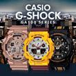 *CASIO GENUINE* CASIO G-SHOCK GA100 Series! Free Reg. Shipping and 1 Year Warranty!