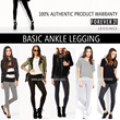 [PROMO LUCKY BAG] *DAPAT 3 PCS* 100% AUTHENTIC ANKLE LEGGING! HARGA RESELLER! GET LUCKY WITH GREAT SAVING!