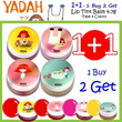 (YADAH)Lip Tint Balm 4.7g-Type 4 Colors【KOREA COSMETICS】
