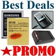 Samsung Galaxy S4/S3/S2/Note/Ace|2/Mini/Nexus/W/Y/Express/Mega Battery/Charger/Dock/Cases