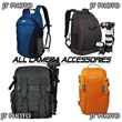[JTPHOTO] CANON EOS NIKON SONY PENTAX DSLR Camera Bag Lens Flash DSLR Backpack Outdoor Bag
