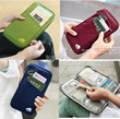 Wallet Organizer | For Passport and Card ID Holder | Dompet Passport | Travelling Organizer