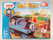THOMAS AND FRIENDS TRAIN SET ONLY 6PCS!!!