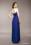 Palace  Goddess temperament Elegant Bra Waist Evening gown Longuette Dress