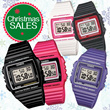 ❤ Christmas Sale ❤ Casio Unisex W215H Series Digital Watch Collection - Authentic 1 Year Warranty