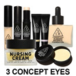 ★3CE Makeup / Skin care★ 3 concept eyes Best Selling Items!
