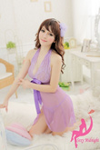 Cheap Sale - Sexy  Sweet Night Dress Lace Sleepwear Babydoll Pyjamas Set