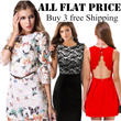 ★[ALL FLAT PRICE] ★ 2014 Korean Dress T-Shirts Blouse★ Buy 3 Free Shipping