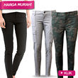 SUPER SALE*NEW ITEMS ★ BRANDED ITEMS ★ SKINNY PANTS and CARGO PANTS FOR WOMAN ★ MANY COLORS ★
