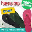 Brazil Havaianas Flip flops and Sandals IN STOCK READY TO SHIP SAME DAY 100% Genuine product !