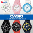 [CASIO]NEW ITEM - ORIGINAL CASIO WATCH - COLOURFUL COLLECTION-100% AUTHENTIC