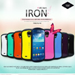 [IRON] IRON Bumper case for Galaxy (S4 . note2 . note3) / LG (G2 . Gpro2)