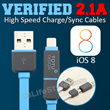 ★ VERIFIED 2.1A ★ X-SPEED REMAX BELKIN GRIFFIN GOLF High Speed Fast Rapid Quick Charge/Sync/Data Cables Lightning 30pin Micro USB USB3.0 Multi Connector