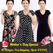 Mothers day GIFT!!! 16 Designs Plus Size Dresses Free Shipping. Local seller. Ladies fashion. HAPPY MOTHERS DAY TO ALL THE GREAT MOTHERS!!!