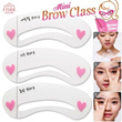 ★ETUDE HOUSE★Mini Brow Class Drawing Guide+FREE SAMPLES / Eyebrow Shaping Guide+FREE SAMPLES