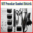 ★★ SET Pencukur Rambut Elektrik ★★SET Hair Clipper★★