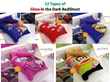 ##SPECIAL OFFER SPREI ANAK GLOW IN THE DARK 12 TYPE