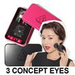HOT SELLER!!! Korea 3CE tin Rose Pink Brush Set brush sets 7 sets