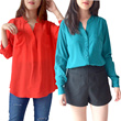 PART 6!!RESTOCKING+NEW COLORS MODEL!! BRANDED BLOUSE KEREN-LIMITED COLLECTION
