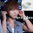 ♥SUPER JUNIOR Ye Sung - White Leather Bracelet #SJ19