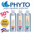 $19.90 Group Buy Offer!! 50% OFF RETAIL: PHYTO Shampoo. Full Range In Stock! Made In France. For Hair Care {Botanical Shampoo}.